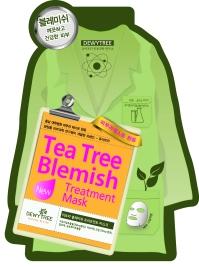 Tea Tree Blemish Treatment Mask 27g P89.00