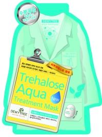 Trehalose Aqua Treatment Mask 27g P89.00