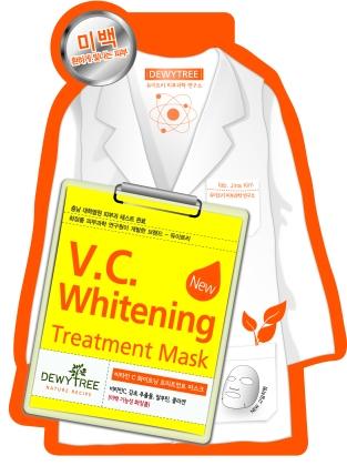 Vitamin C Whitening treatment Mask 27g P89.00