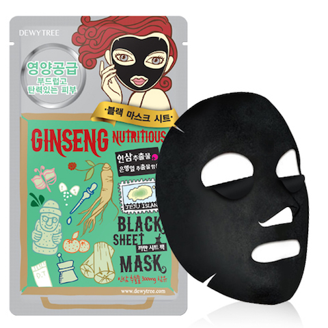 Ginseng Nutritious Black Mask 30g P139.00