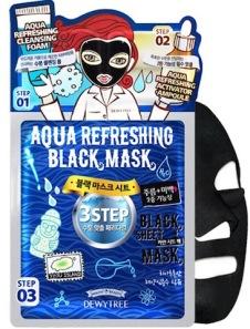 Aqua Refreshing Black Mask 1.5g+1.5g+28g P179.00