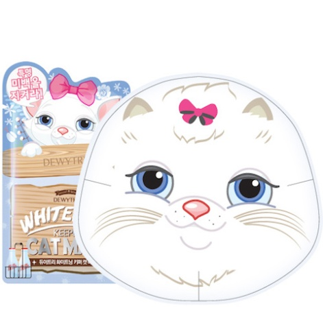 Whitening Keeper Cat Mask 25g P139.00