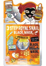 3 Step Royal Snail Black Mask 1.5g+1.5g+28g P179.00